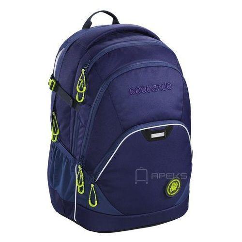 Coocazoo EvverClevver II plecak szkolny 45 cm / Seaman - Seaman, kolor niebieski