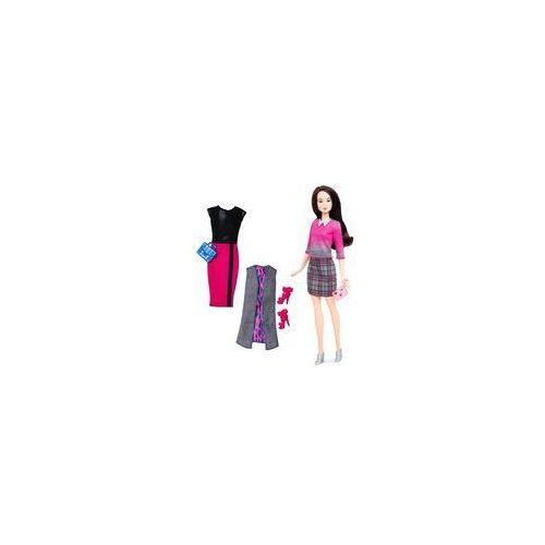 Barbie Fashionistas Lalka i ubranka Mattel (chic with a wink), DTD96 DTD99