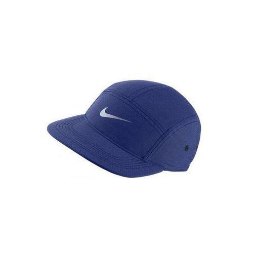 Czapka Nike Run AW84 651661-455, kolor niebieski