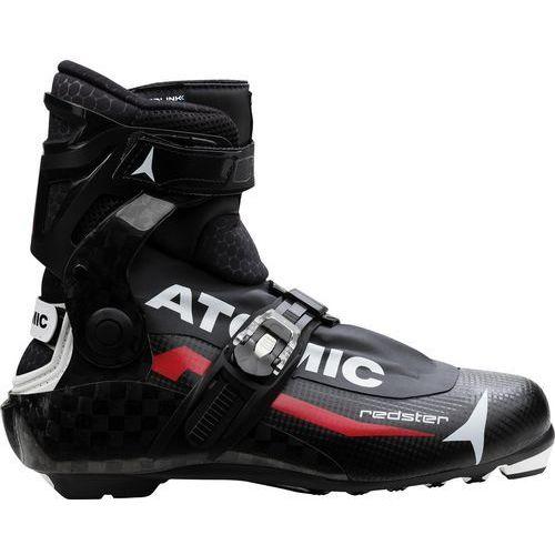 Atomic Buty na biegówki redster worldcup skate prolink czarny/czerwony uk 11.5