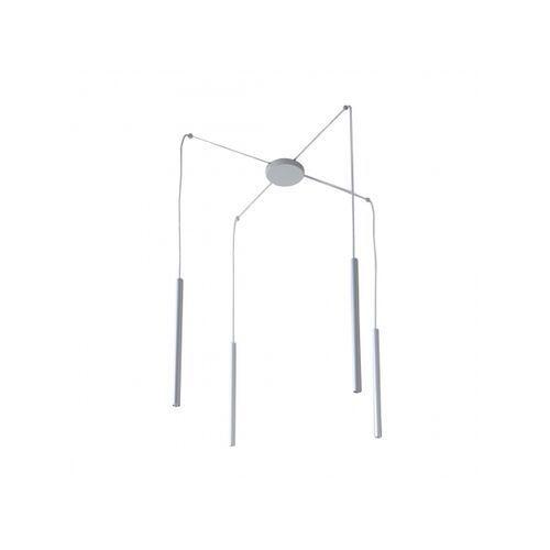 Lampa wisząca NER ZAS4 biały, kolor Biały