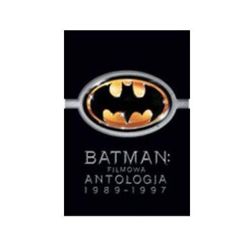 Batman Antologia - 4 filmy (8 DVD) (DVD) - Tim Burton, Joel Schumacher DARMOWA DOSTAWA KIOSK RUCHU (7321912747405)
