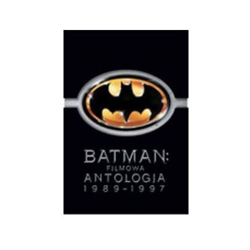 Batman Antologia - 4 filmy (8 DVD) (DVD) - Tim Burton, Joel Schumacher DARMOWA DOSTAWA KIOSK RUCHU