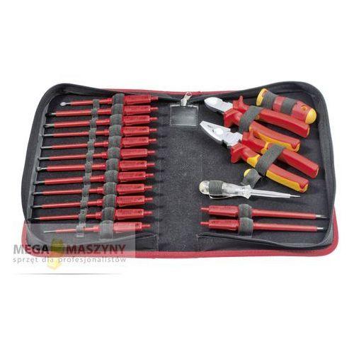 FELO Zestaw narzędzi izolowanych FL06391904 - produkt z kategorii- Zestawy narzędzi ręcznych