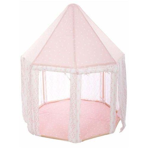 Namiot dla dzieci w kolorze różowym, namiot dziecięcy, namiot dla dzieci do pokoju, namiocik dla dzieci, namiot dla dziewczynki (3560239687962)
