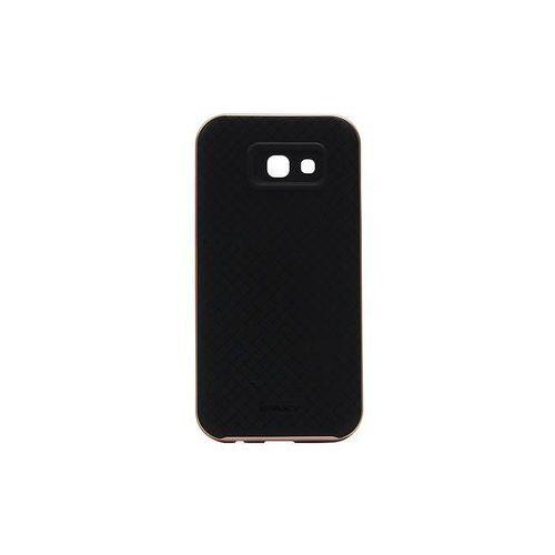 Samsung Galaxy A3 (2017) - etui na telefon Ipaky - Różowy, ETSM480IPKYPIK000