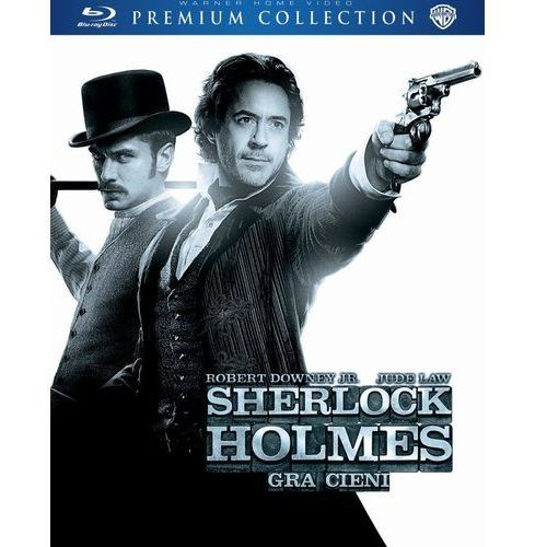 Galapagos films / warner bros. home video Sherlock holmes: gra cieni (bd) premium collection