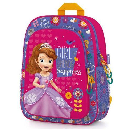 plecak przedszkolny jej wysokość zosia marki Karton p+p