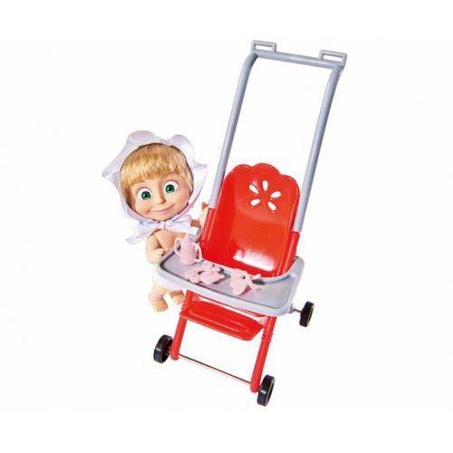 Lalka SIMBA Y288 Masza w stroju dziecka z akcesoriami