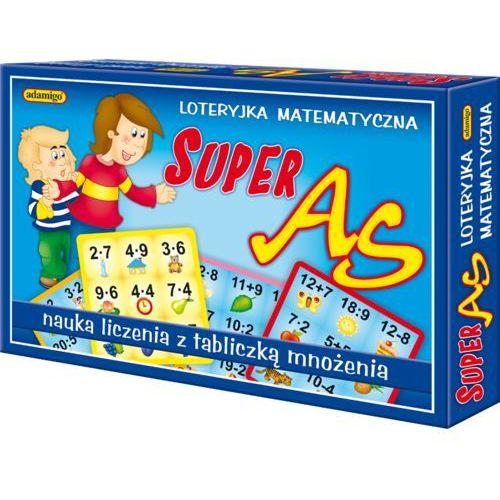 Super AS Loteryjka matematyczna, WGADME0UF009625 (5713693)