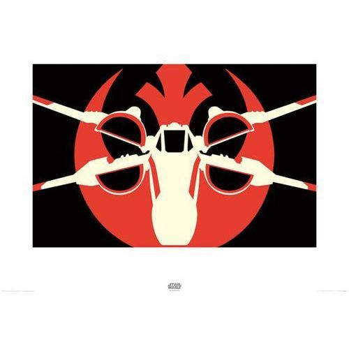 OKAZJA - Star wars the force awakens x-wing - reprodukcja marki Pyramid posters