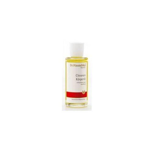 Dr. hauschka Dr hauschka olejek do ciała z cytryną i trawą cytrynową,75 ml