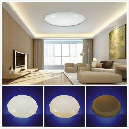 Lampa sufitowa led plafon 60w + pilot big led 016 dostawa 0zł marki Big meble
