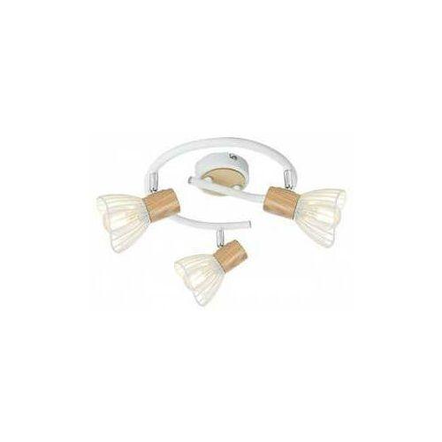 Lampa wisząca Candellux CHILE 98-61652 biała, 98-61652