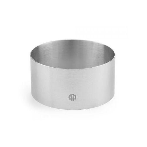 Pierścień, rant kucharsko-cukierniczy o średnicy 80 mm | , 512142 marki Hendi