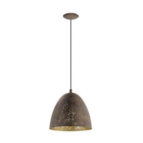 Eglo 49814 - Lampa wisząca SAFI 1xE27/60W, 49814
