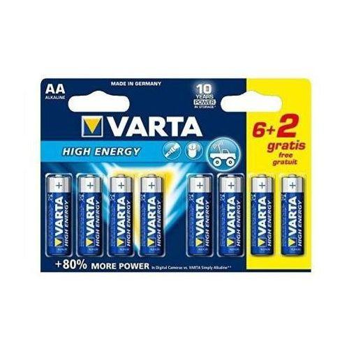 Bateria (bat0279) alkaliczna lr06 high ener marki Varta