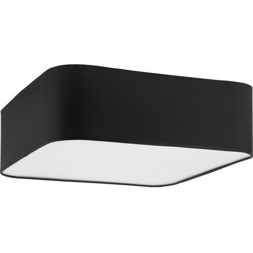 Tk lighting Lampa sufitowa office square 4x60w czarny