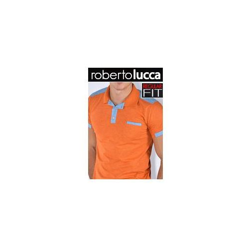 Koszulka regular fit 80235 11222, Roberto lucca