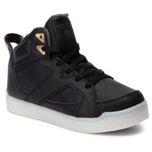 Sneakersy - street quest ii 90615l/blk black marki Skechers