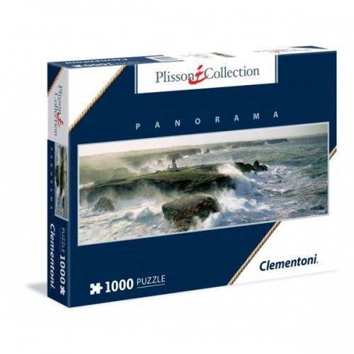Clementoni Puzzle 1000 elementów. panorama plisson collection