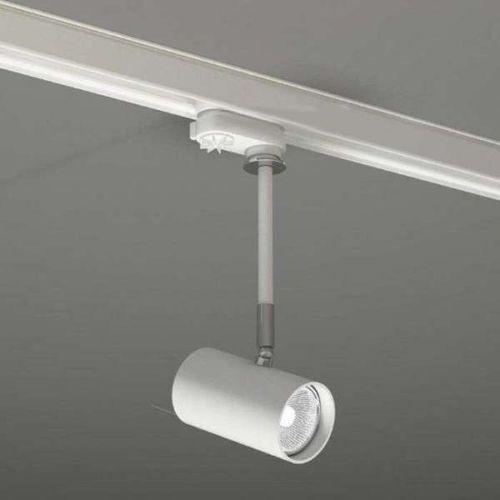 Reflektorowa lampa sufitowa fussa 6602/gu10/bi metalowa oprawa do systemu szynowego 3-fazowego biały marki Shilo