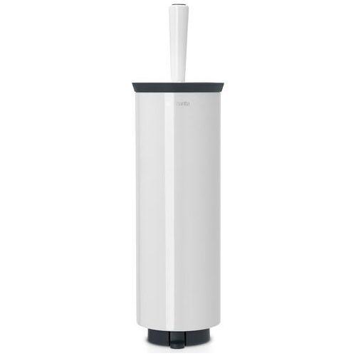 Szczotka WC Brabantia biała