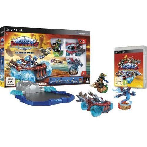 Gra PS3 Skylanders Superchargers Zestaw Startowy. Najniższe ceny, najlepsze promocje w sklepach, opinie.