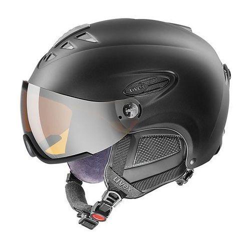 Kask narciarski hlmt 300 visor black l (57-59cm) marki Uvex