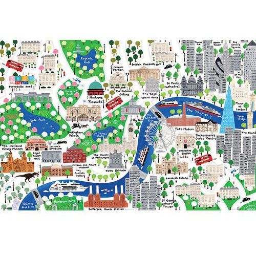 Londyn Jamie Malone - plakat (5050574338677)