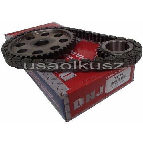 Rozrząd kpl łańcuch oraz koła zębate jeep grand cherokee zj zg 5,2 / 5,9 v8 marki Dnj