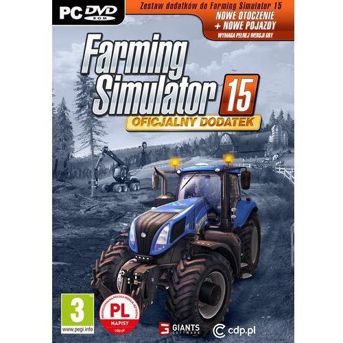 OKAZJA - Farming Simulator 2015 Dodatek (PC)