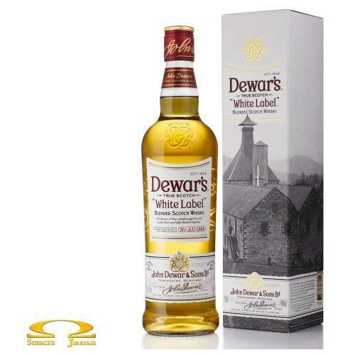 John dewar & sons Whisky dewar's white label 0,7l (5000277001019)