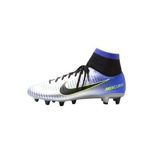 Nike Performance MERCURIAL VICTORY AG PRO Korki Lanki racer blue/black/chrome/volt (0885179537478)