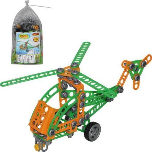 Polesie poland Zestaw wynalazca helikopter 130 elementy