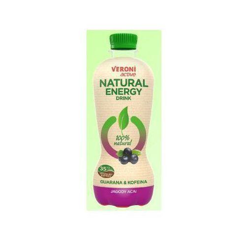 Zbyszko Napój energetyczny veroni active energy drink jagody acai 0,4 l (5906441340994)