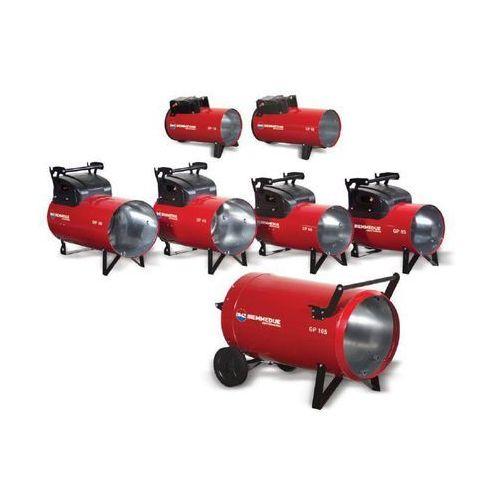 Nagrzewnica gazowa bez odprowadzania spalin GP 10 M, GP 10 M