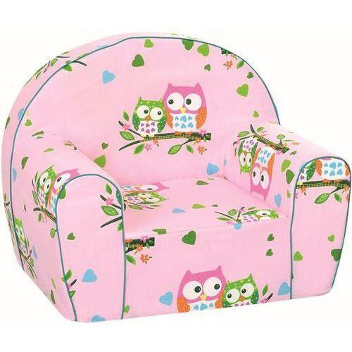 BINO Fotel rose