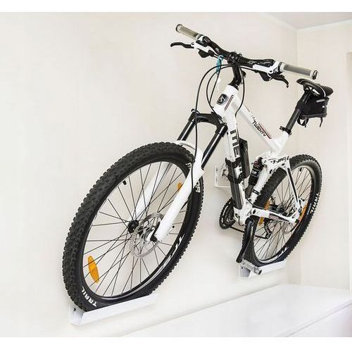 Wieszak metalowy ścienny na rower w132