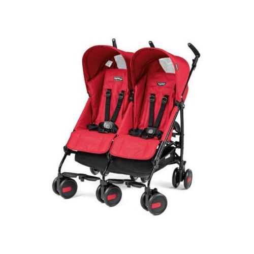 Peg-perego wózek pliko mini twin mod red (8005475365977)