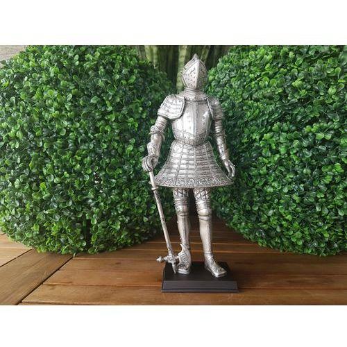 Srebrny rycerz w niepowtarzalnej zbroi (wu72387ab) marki Veronese