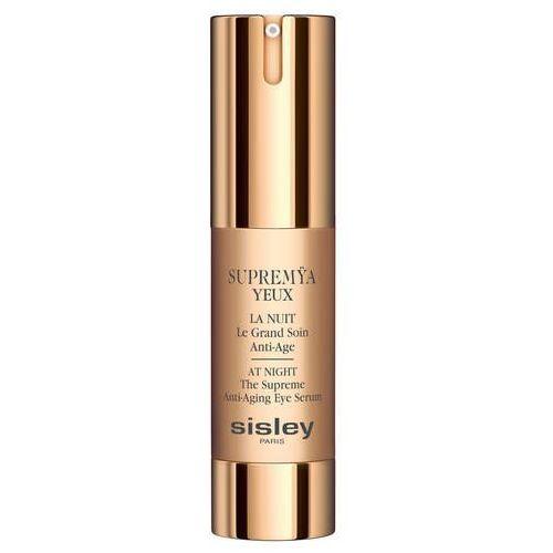 Sisley Supremya yeux at night the supreme anti-aging eye serum krem do pięgnacji okolic oczu na noc 15ml