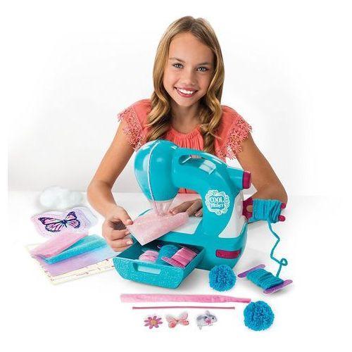 Spin Master Cool Maker Maszyna do szycia dla dzieci niebieska + akcesoria