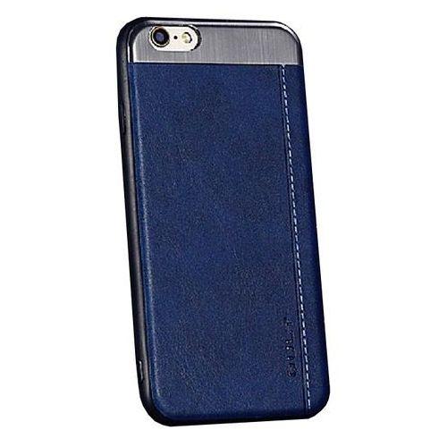 Etui QULT Back Case Slate do iPhone 6/6S Niebieski