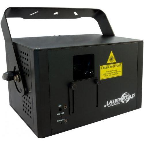 cs-1000rgb mkii dmx, ilda - laser (czerwony, zielony, niebieski) marki Laserworld