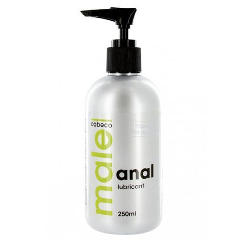 Cobeco male anal lubricant preparat na bazie wody do nawilżania analnego 250ml marki Cobeco pharma