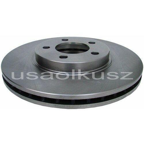 Pro fusion Przednia wentylowana tarcza hamulcowa 294mm mercury sable 2001-2005
