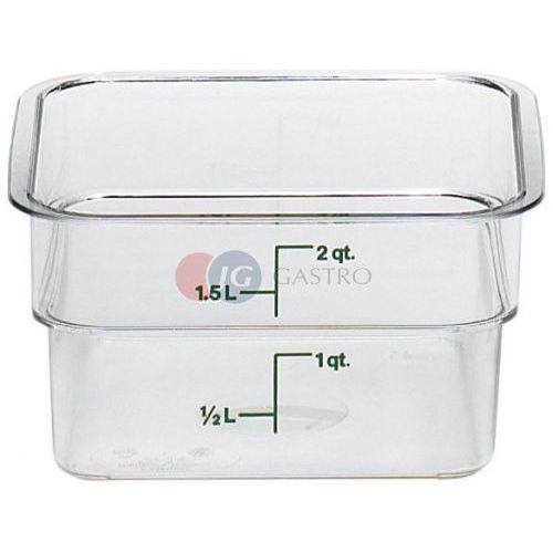 Pojemnik z miarką z poliwęglanu 1,9 l 2SFSCW/135 - sprawdź w wybranym sklepie