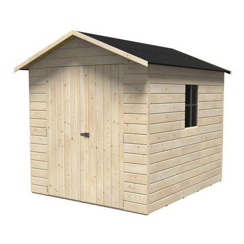 Blooma Domek narzędziowy selwyn drewniany 3 96 m2