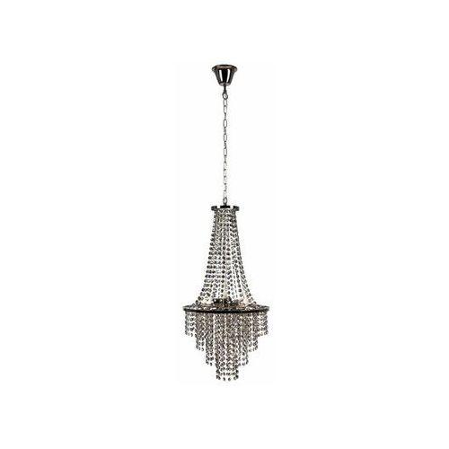 Markslojd allington 108124 lampa wisząca zwis 3x25w e14 czarna (7330024599352)